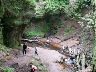 Devil's Pulpit, Sunday 20 May 2018 (8)
