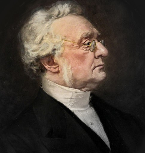 Lamond, William Bradley; Reverend George Gilfillan (1813-1878) (The 'Poet Preacher of Dundee'); Dundee Art Galleries and Museums Collection (Dundee City Council); http://www.artuk.org/artworks/reverend-george-gilfillan-18131878-the-poet-preacher-of-dundee-92574