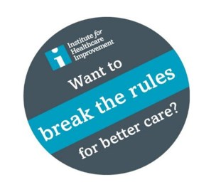 Break the Rules - IHI