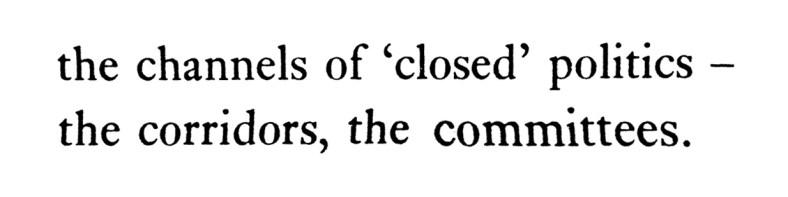 Corridor quotes (5)