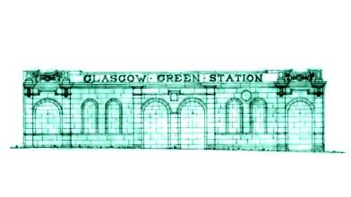 14 Glasgow Green Station