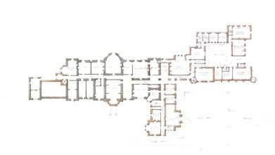 Rossie Castle, Montrose (3)