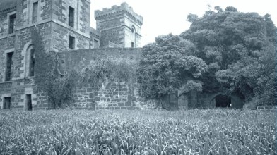 Rossie Castle, Montrose, July 1957 (8)