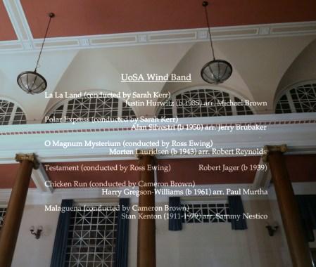 University of St Andrews Wind Band - 23 Nov 2018 (2)