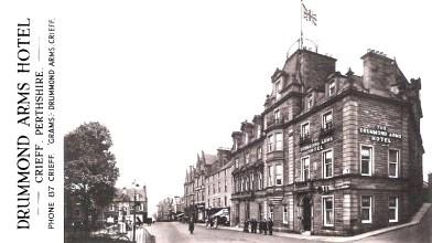 Drummond Arms Hotel, Crieff (3)
