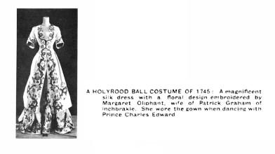 Graeme dress - Bonnie Prince Charlie dance
