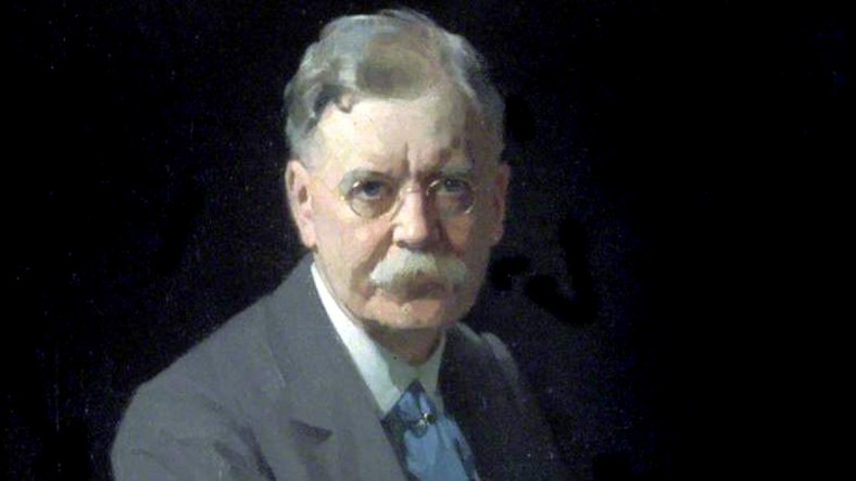 Aiken, John MacDonald; William Kelly (1861-1944), LLD, ARSA; University of Aberdeen; http://www.artuk.org/artworks/william-kelly-18611944-lld-arsa-104802