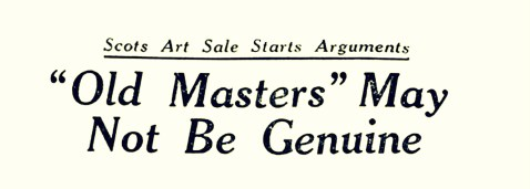 1950 old masters