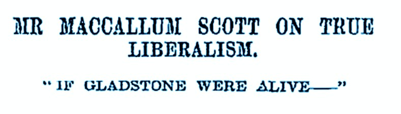 ams on true liberalism 9 mar 1922