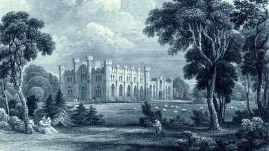 Crawford Priory 1840s