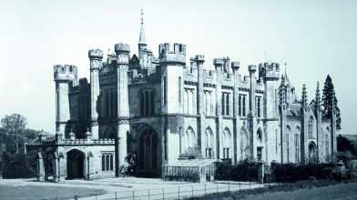 Crawford Priory, now just a shell (17)