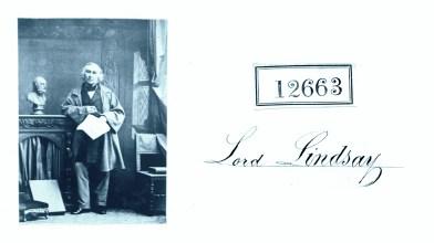Lord Lindsay (2)