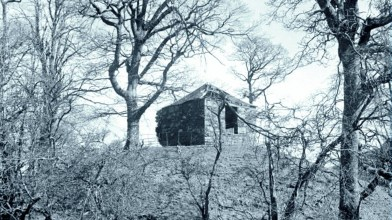 Barbreck Mausoleum 1960s