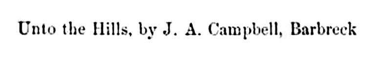 Campbell o' Barbreck (1)