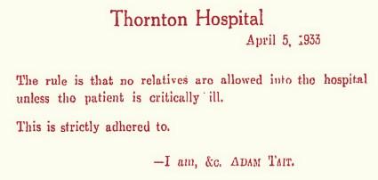Thornton Fever Hospital, Fife - Monday 29 April 2019 (9)
