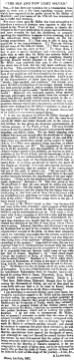 A labourer from Braco responds to James Miller of Haldrick - July 1862