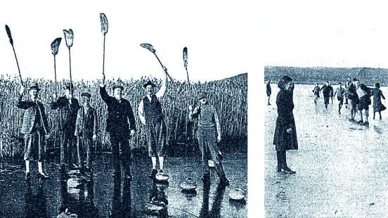 Abdie curlers 1935