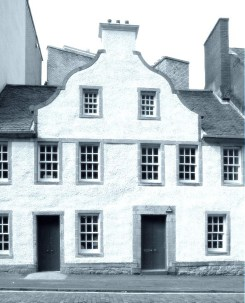 Dutch Gable House, Greenock (2)