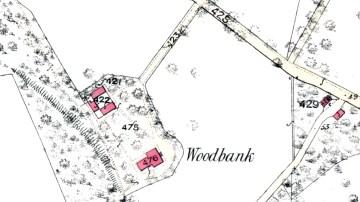 OS map - Woodbank, Balloch