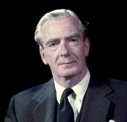 Sir Anthony Eden (regular visitor to Woodbank Hotel, Balloch)