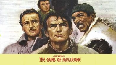 The Guns of Navarone - Woodbank Hotel, Balloch