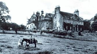 Woodbank Hotel c1920s