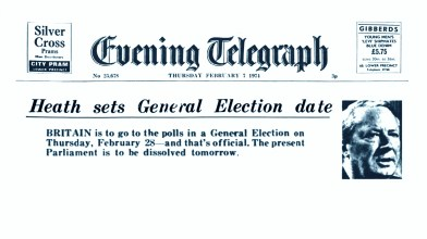 1974 General Election (1)