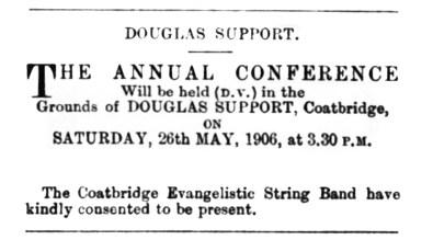 Douglas Support 1906