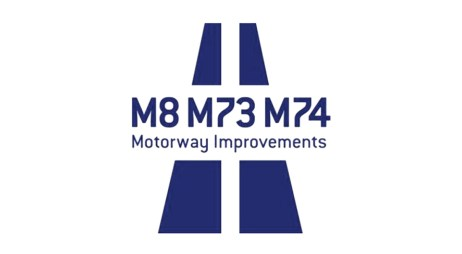 M8 M73 M74 motorway improvements (1)