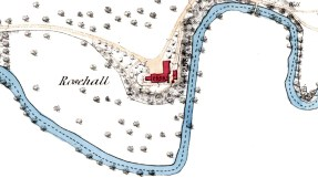 Rosehall map 1860