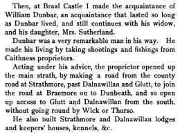 01 William Dunbar - Dalnawillan and Braal