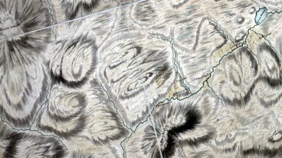 Caithness Flow Country - Roy Map