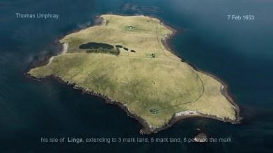 002 Linga Island, Shetland