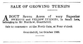 1863 Patrick Matthew