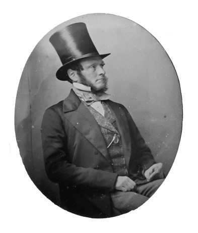 Graham Reid Mercer (1812 - 1886)