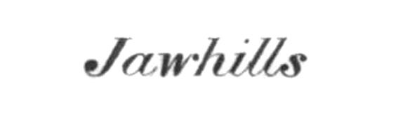 Jawhills OS book, 1858