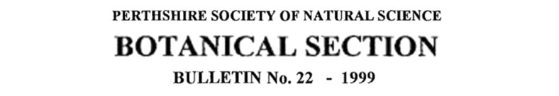 Perthshire Society of Natural Science 2
