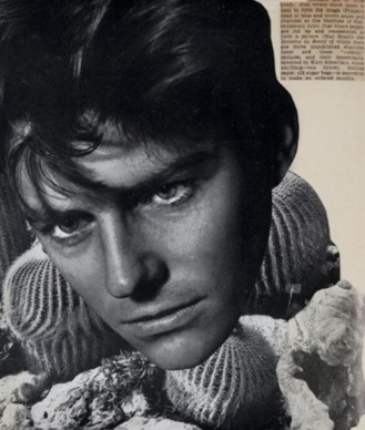 007 Edwin Morgan scrapbook