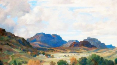 Hamilton, James Whitelaw; Glen Fruin; Paisley Art Institute Collection, held by Paisley Museum and Art Galleries; http://www.artuk.org/artworks/glen-fruin-190137
