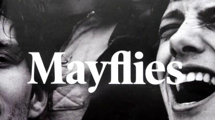 Mayflies - Andrew O'Hagan (1)