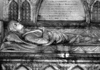 Tomb of the Red Lady, Warriston Cemetery (3)