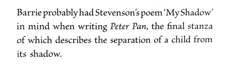 A friendship in letters - Barrie and Stevenson (7)