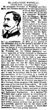 Mr Alexander Whitelaw 1892b