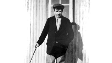 Armstrong o'Cormilligan - the 20c shepherd