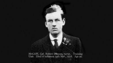 Robert Duncan McCaw