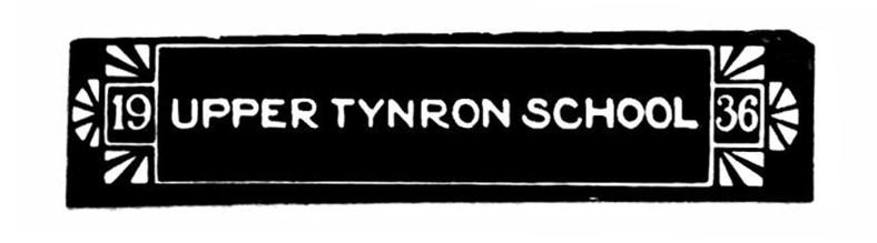 Upper Tynron school 1936