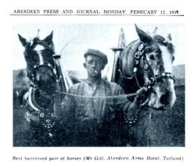 1939 Aberdeen Arms, Tarland