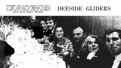 March 1974 Deeside Gliders - Aberdeen Arms, Tarland