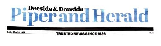 Piper and Herald - Friday 28 May 2021