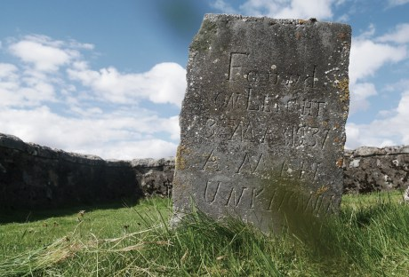 Tombs in Corgraff of Margaret Cruickshank and an 'UNKNOWN MAN' [photos 28 May 2021] (4)